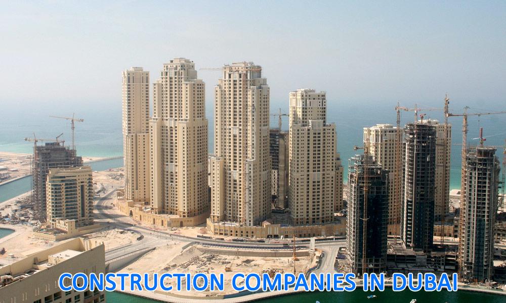 Developments In Dubai : Top construction companies in dubai uae