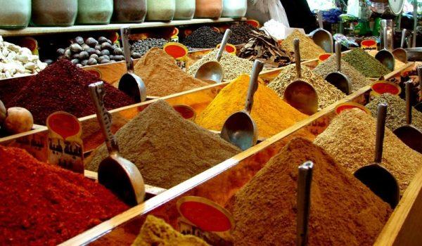 Arabic Spices from Dubai