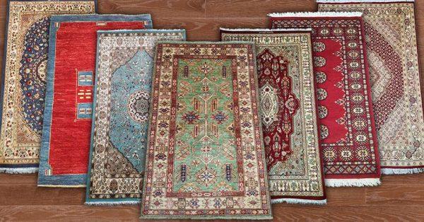 Afghani & Irani Carpet from Dubai