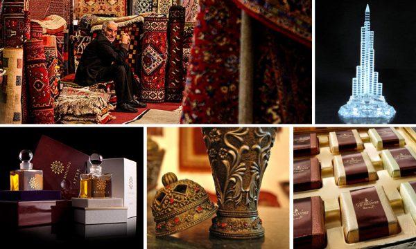 Dubai souvenirs & gift ideas