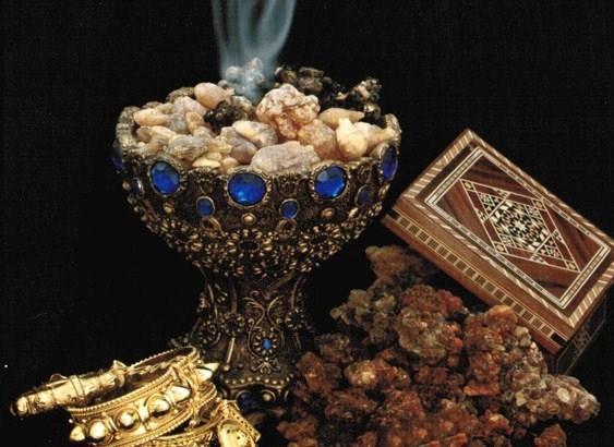 Frankincense Myrrh from Dubai