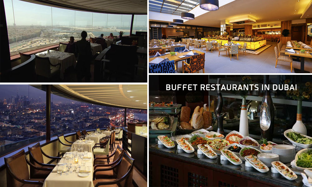 Best Priced Quality Buffet Restaurants In Dubai