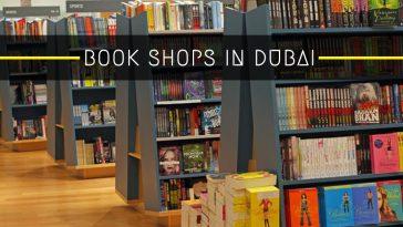 book stores in Dubai