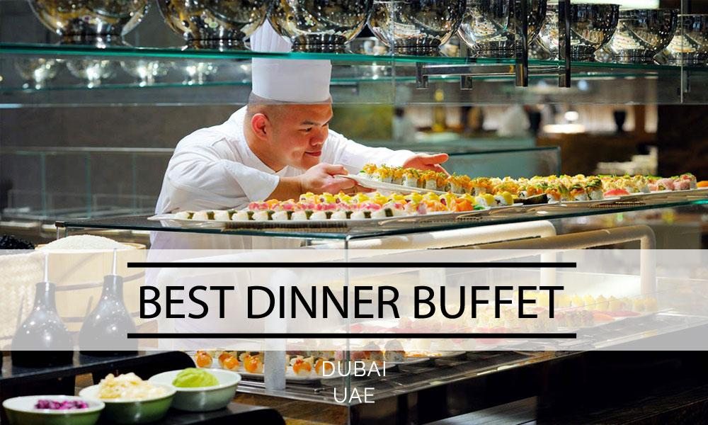 buffet dinner in dubai