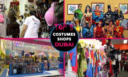 Costume Shop Dubai