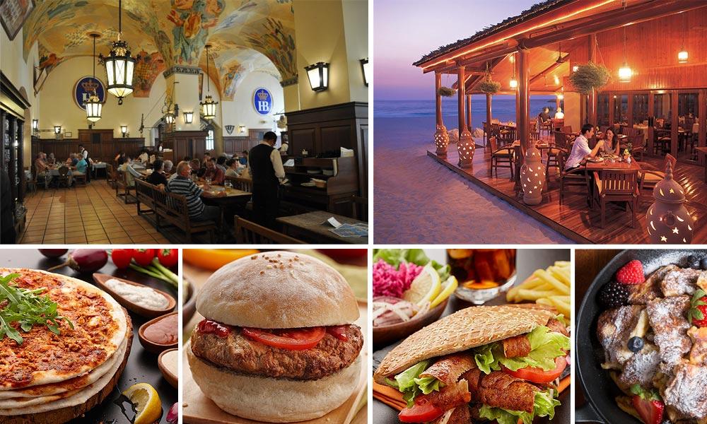 German restaurant Dubai