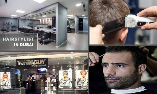 hair stylist Dubai