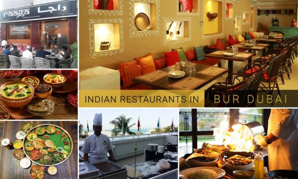 Top Indian Restaurants in Bur Dubai