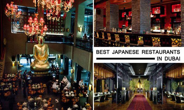 japanese restaurants in dubai