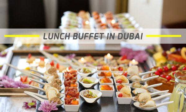 lunch buffet in Dubai