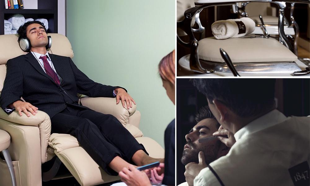 men salon Dubai