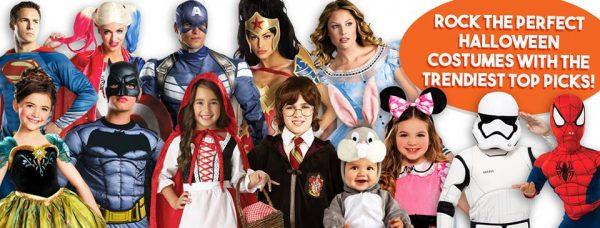 Party Centre Dubai Halloween Costume Collection