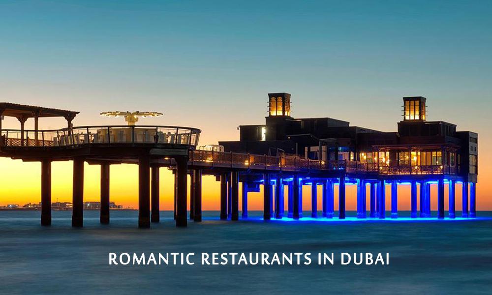 romantic restaurants in Dubai