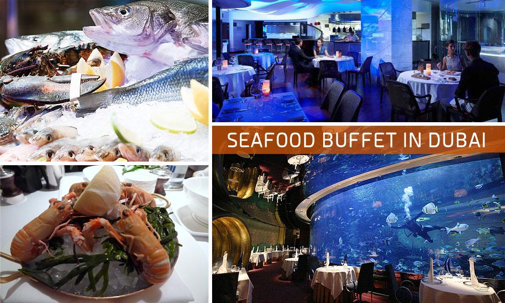 seafood buffet dubai