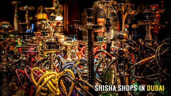 Shisha & Hookah Shops in Dubai