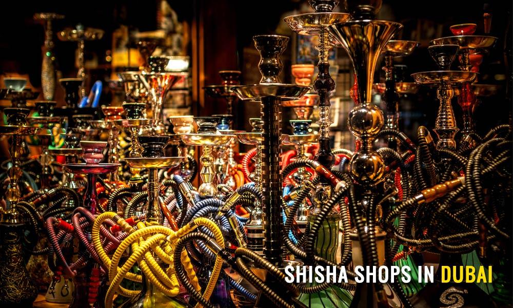 Top 5 shops to buy shisha or hookah in dubai for Boutique one dubai