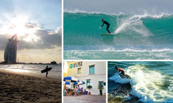 Surf Shops in Dubai for Surfers