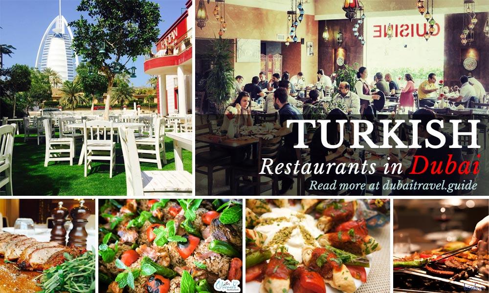 Turkish Restaurant Dubai