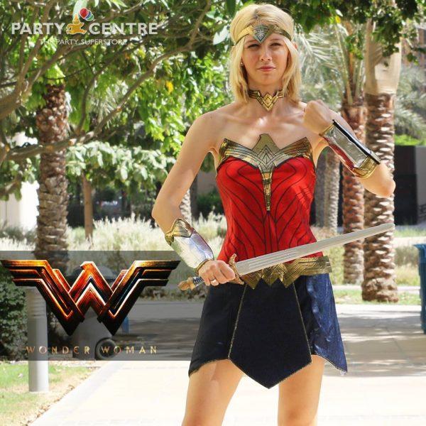 Wonder Woman Costume Dubai