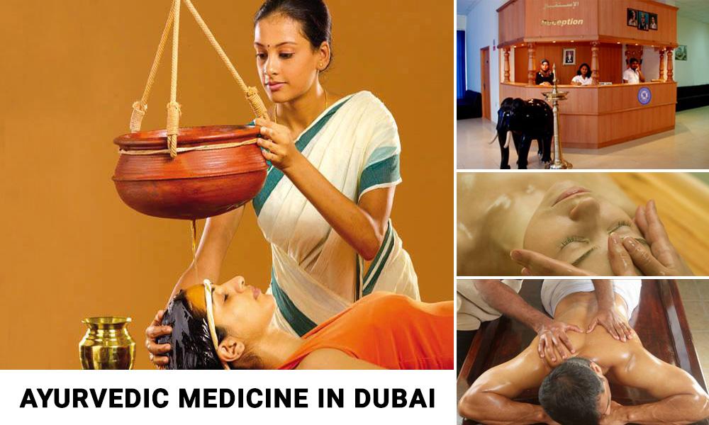 ayurvedic medicine in dubai