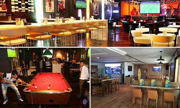 sports bars in dubai