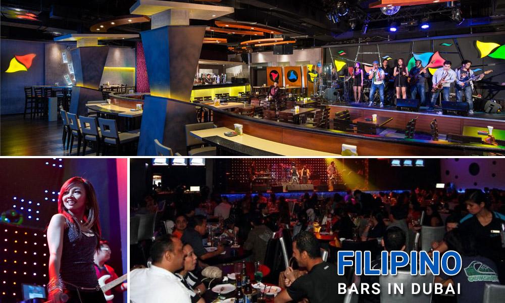 filipino bars in dubai