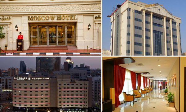 budget hotels in dubai