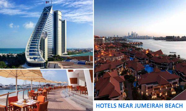 hotels near jumeirah beach