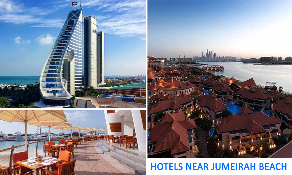 Hotels Near Jumeirah Beach Dubai