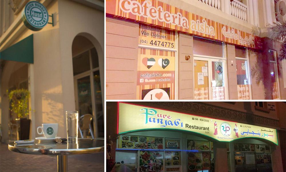 restaurants in international city dubai