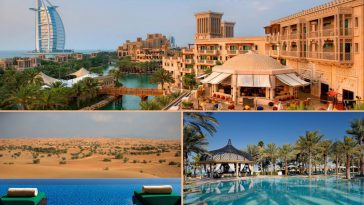Best places to watch sunrise and sunset in dubai for Top hotels in dubai 2016