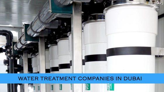 water treatment companies in dubai