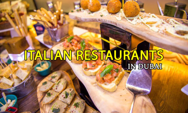italian restaurants in dubai