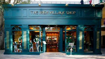 the irish village
