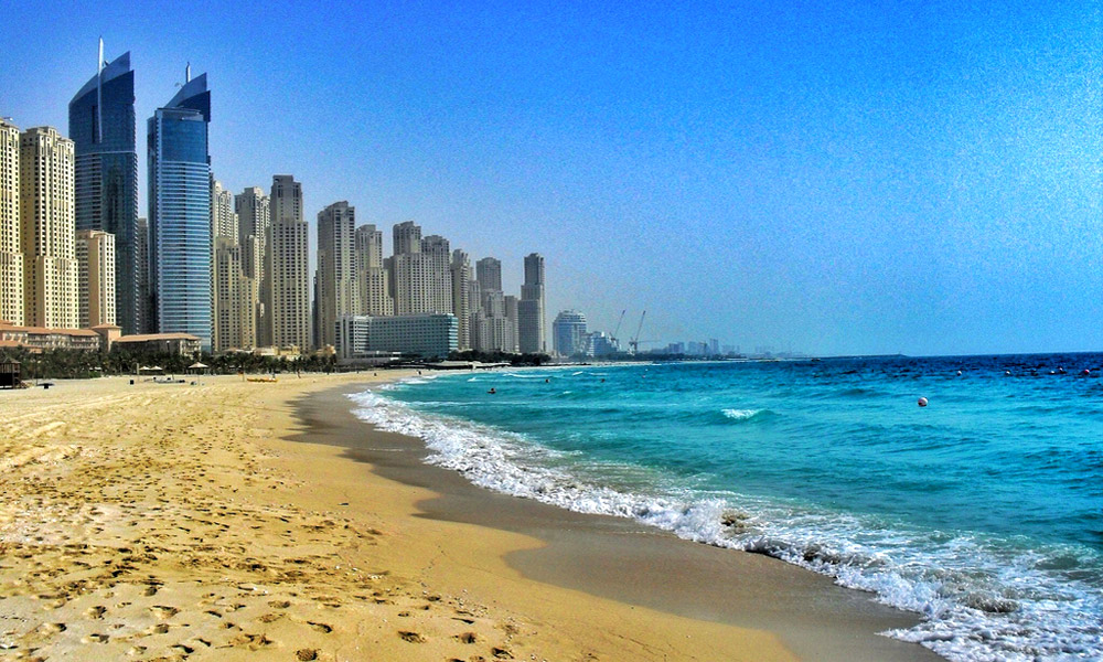 Beach Hotel Dubai Best