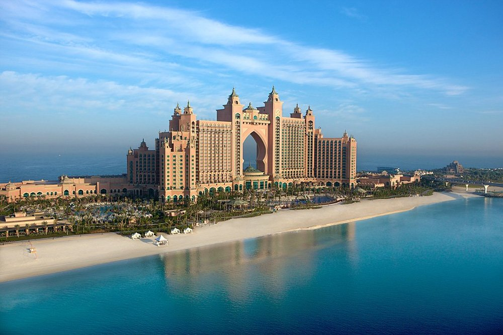 Atlantis the Palm Underwater Hotels Dubai