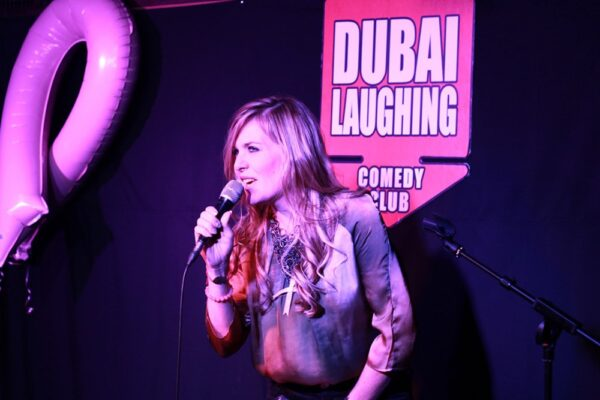 best comedy bars clubs for stand up comedy in Dubai
